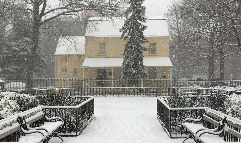 Queens Historical Society Holiday House Tour