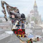 Photo Montage of Mexico